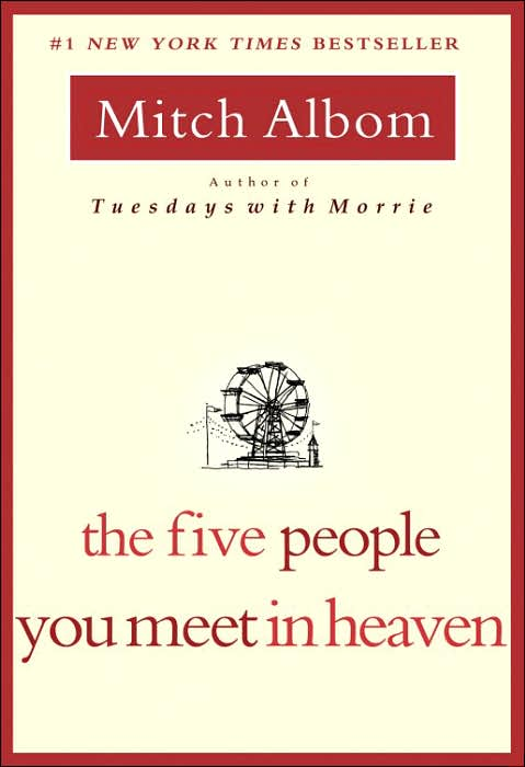 5 people you meet in heaven essay