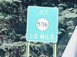 Junction 536