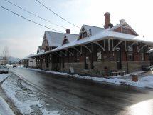 Dennison, Ohio Railroad Museum