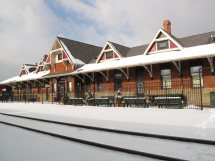 Dennison, Ohio Railroad Station