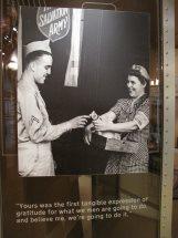WW2 Canteen for servicemen, Dennison, Ohio