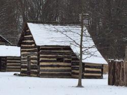 Schoenbrunn Cabin