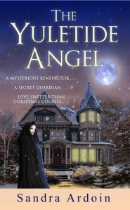 Yuletide Angel Cover