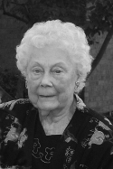 My mother-in-law, Charlotte Kraft (1924-2013)