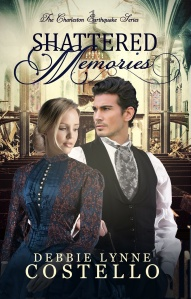 Shattered Memories front for Nook