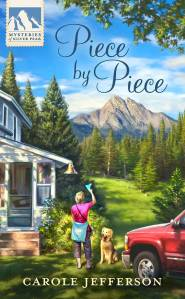 Susan Piece by Piece cover