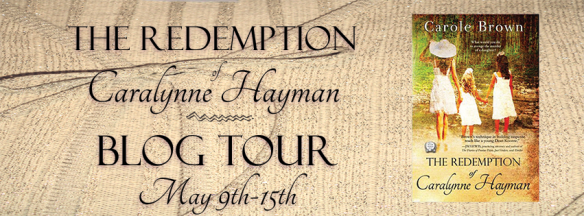 The Redemption of Caralynne Hayman Tour Banner