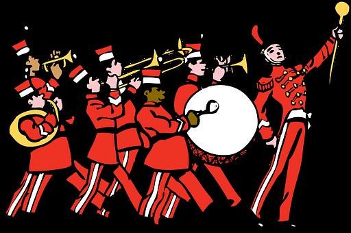 parade cartoon free