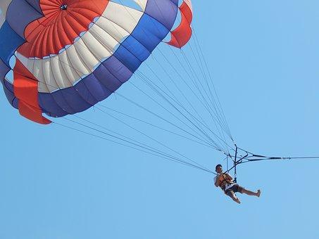 parachute free
