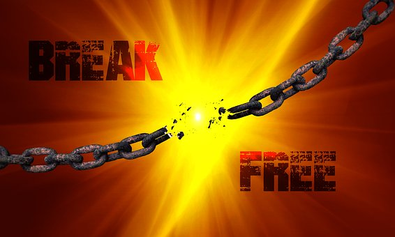 break free chain free