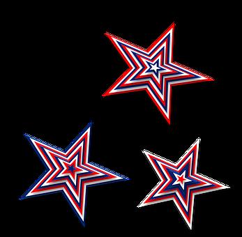 pins stars patriotic free